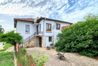* Sold * Immaculate 3/4 bedroom detached house with own 2600 sq.m. garden and many extras. Excellent village and location – only 20 min drive to city of Varna