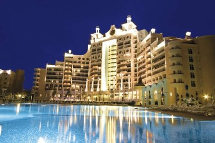 5-Sterne: 2 Zimmer Wognung in Sunset Resort, Pomorie