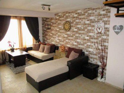 * Verkauft * Meerblick: 3 Zimmer Haus zum Verkauf in Balchik. 535 m2 Garten, eigener Pool. 10 min zu Fuß zu den Stränden