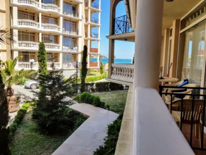 2-Zimmer-Wohnung am Strand in Atrium, Elenite (in der Nähe von Sunny Beach)
