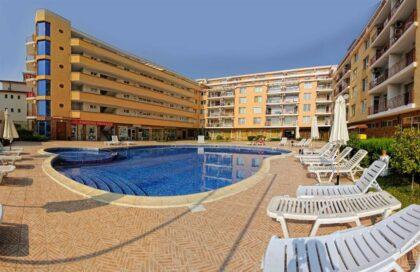 3-Zimmer-Wohnung zum Verkauf in Sunny Day 1, 300m vom Cacao Beach