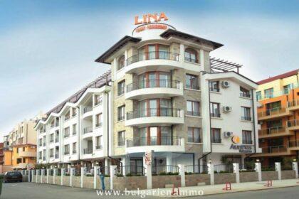 * Verkauft * Preiswerte 2-Zimmer-Wohnung in Lina Sunny Residence, Sunny Beach
