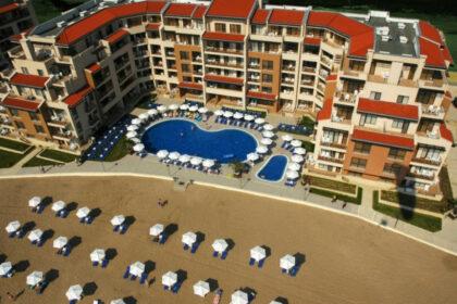 3-Zim-Wohnung am Strand in Obzor
