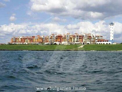 3-Zimmer-Wohnung mit Meerblick zu verkaufen in Marina Cape, Aheloy
