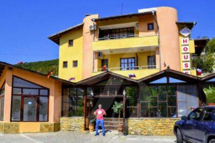 Gästehaus (443m²) in Baltschik – nahe Albena