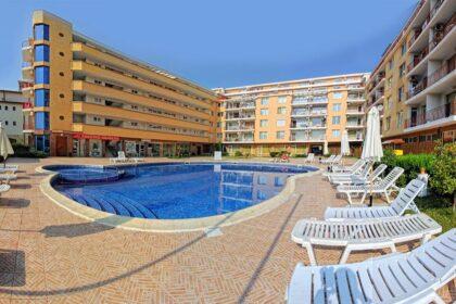3-Zimmer-Wohnung in Sunny Day 2 – in der Nähe von Cacao Beach, Sunny Beach