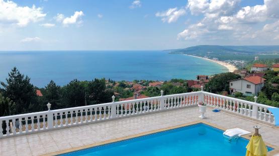 Haus kaufen Bulgarien mit Meerblick