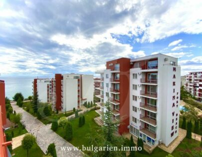 2-Zim-Wohnung mit Meerblick in Panorama Fort (Vlas)