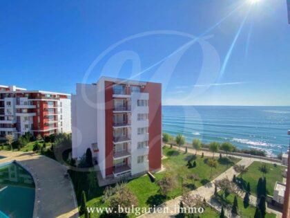 Angebot: 3-Zimmer-Wohnung mit Meerblick in Panorama Fort, Vlas