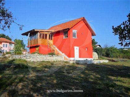 Reizvolles Ferienhaus mit Meerblick zwischen Varna und Goldstrand