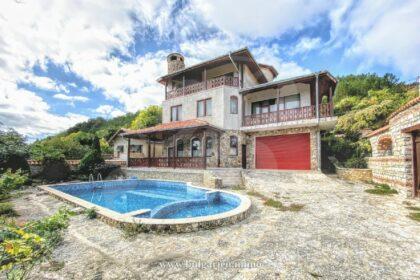 Schönes Haus am Meer mit Meerblick in Balchik