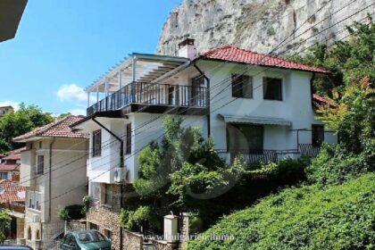 10-Zimmer-Haus mit Meerblick im Zentrum in Balchik – 800m zum Strand