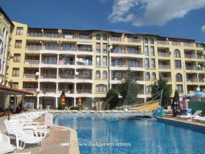 2-Zimmer-Wohnung in Royal Dreams, Sunny Beach – 5 Minuten vom Cacao Beach