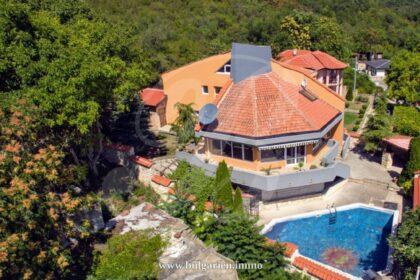 9 Zimmer Villa mit Pool in Balchik