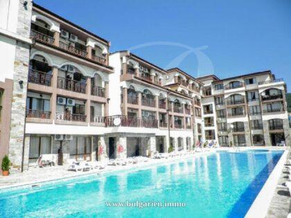 Renovierte 2-Zimmer-Wohnung in Panorama Bay 1 – 300m vom Strand entfernt  * Reserviert *