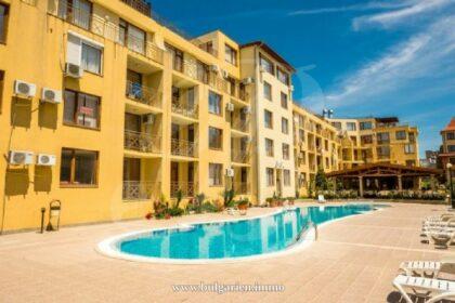 3-Zimmer-Wohnung mit großer Terrasse mit Blick in Siana 2, Wlas