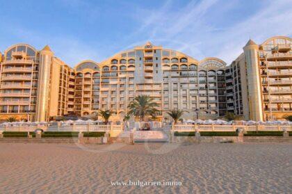 Wohnung direkt am Strand in der 5-Sterne 'Victoria Residence'