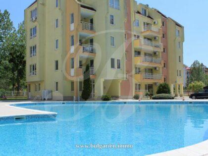 2-Zimmer-Wohnung in der Nähe des Zentrums von Sunny Beach – Sea Dreams