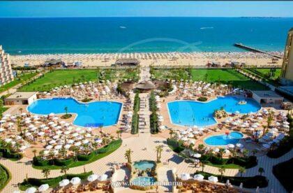 Direkt am Strand: Wohnung mit Meerblick im fantastischen Majestic, Sunny Beach