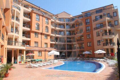 Angebot: 2-Zimmer-Wohnung in Efir 2, Sunny Beach