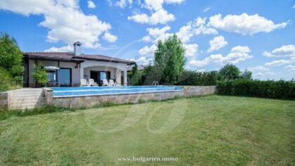 Luxuriöse Villa mit wunderschönem Meerblick in BlackSeaRama