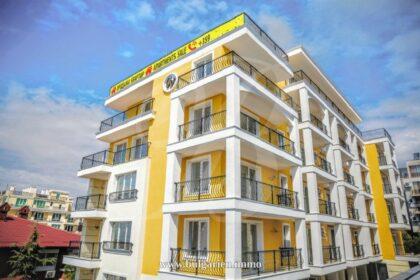 112 qm Wohnung mit ausgezeichnetem Meerblick in der Villa Grand – Wlas